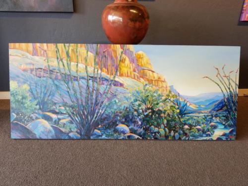 Canyon Sunrise28x68