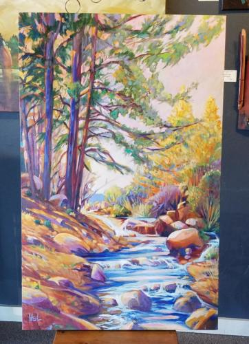 Oak Creek Morning 44x28