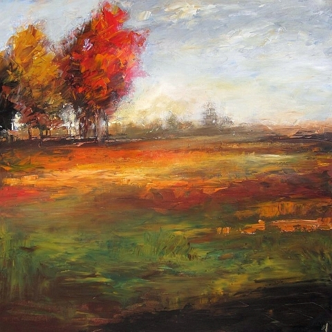 vista hollowed ground 48x48