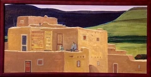 Pueblo Grande  15x28