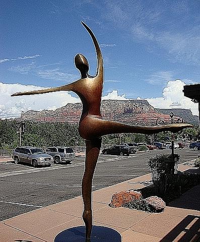 She Dances  Monumental